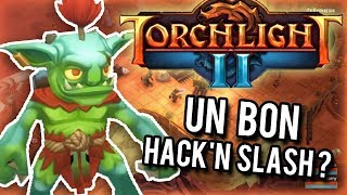 Un bon Hack'n Slash sur Switch ? | TORCHLIGHT 2