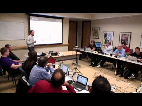 Matthew Gast Presents Multi-User MIMO in 802.11ac