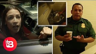 Border Patrol Chief Thoroughly Debunks AOC's Lies