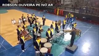 BANDA DE PERCUSSÃO SENADOR NOVAES FILHO SEMIFINAL X COPA PE DE BANDAS E FANFARRAS