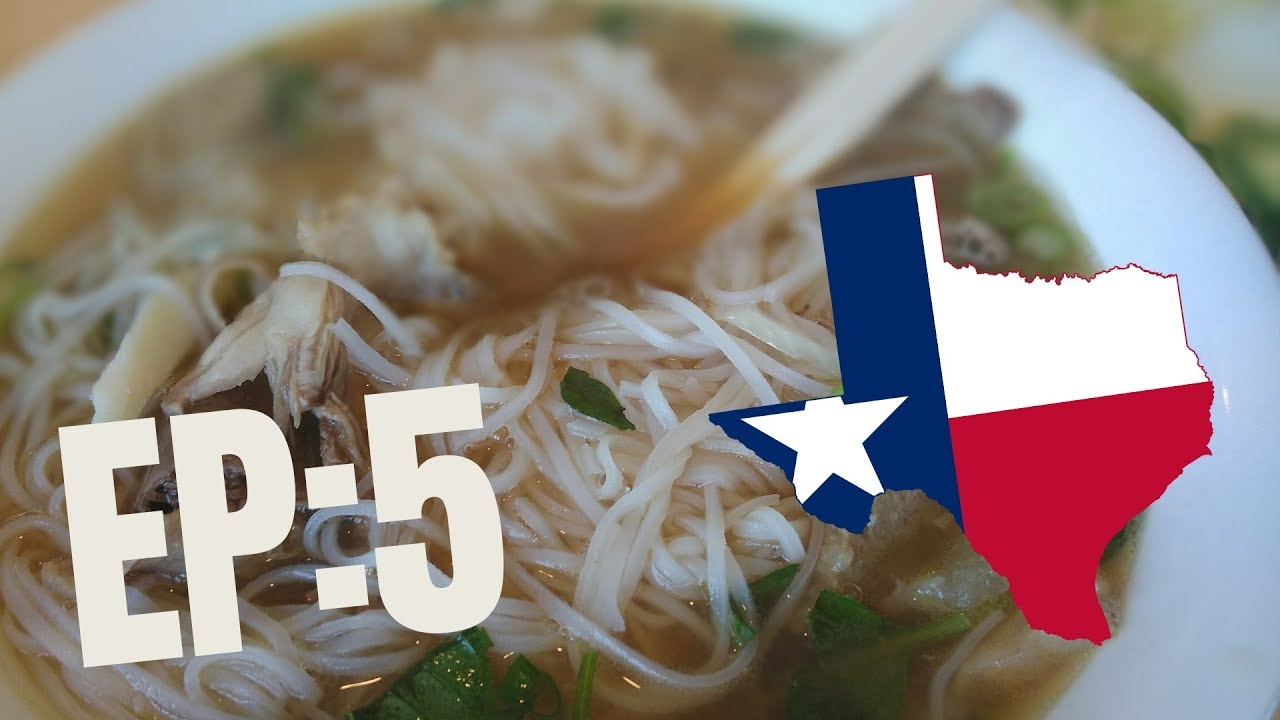 How to eat PHO in Dallas TX (2018)