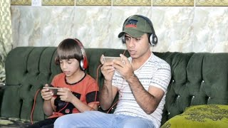 لعبنه بوبجي اني ومروان وصارت مشكله ويه ابوي تحشيش | كرار الساعدي