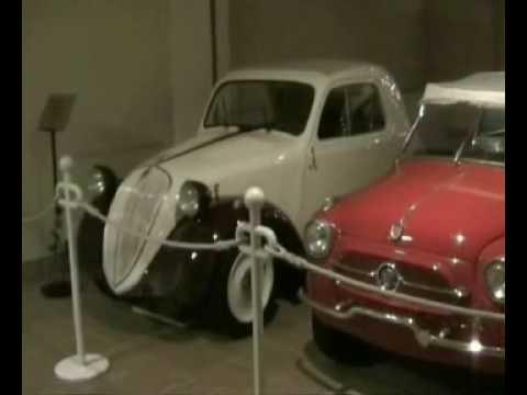 Prince of Monaco Auto Museum