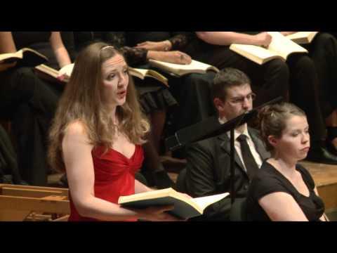 Bach Matthäus-Passion 6. Aria: Buß und Reu