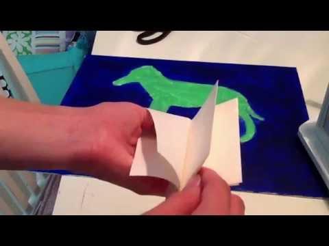 Diy paper book