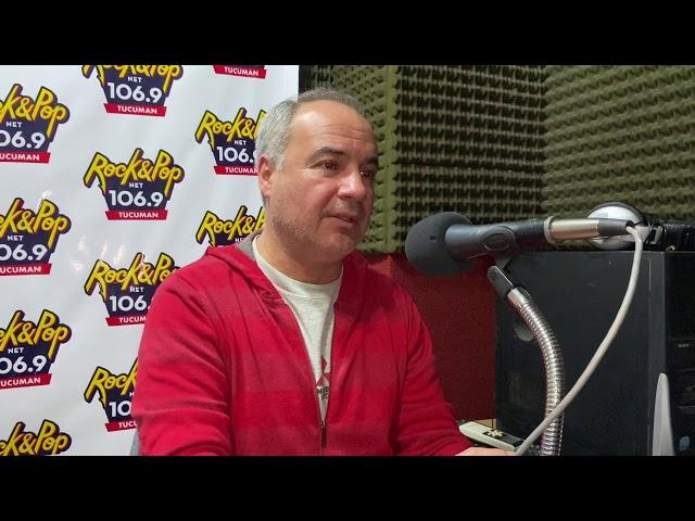 Rodolfo Ocaranza - Secretario de Gobierno Municipal SMT