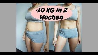 Ich habe 10 KG in 2 Wochen abgenommen | Jennyfromtheblog