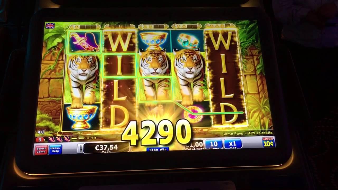 Golden Jungle No Download Slot