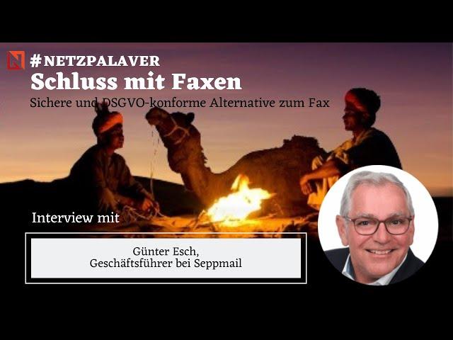 Interview mit Seppmail - Schluss mit Faxen