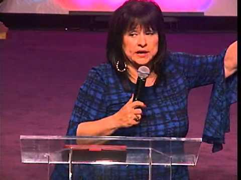 Prophet Dr  Shirley Arnold at FMCOC