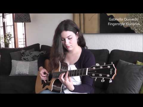 (Eric Clapton) Wonderful Tonight - Gabriella Quevedo