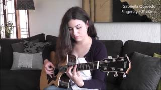 (Eric Clapton) Wonderful Tonight - Gabriella Quevedo thumbnail