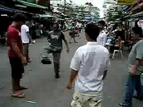 Hacky Sack, Thai Style