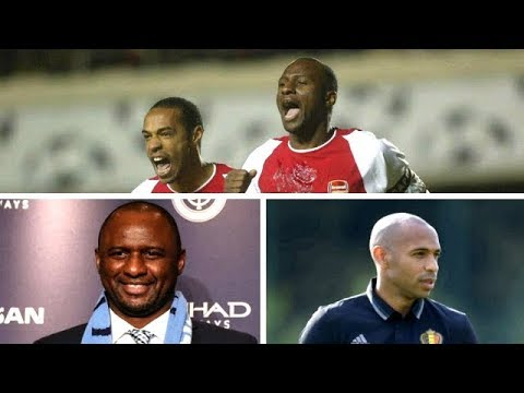 Why Thierry Henry & Patrick Viera SHOULD NOT be the Next Arsenal manager | Mike Talks Football