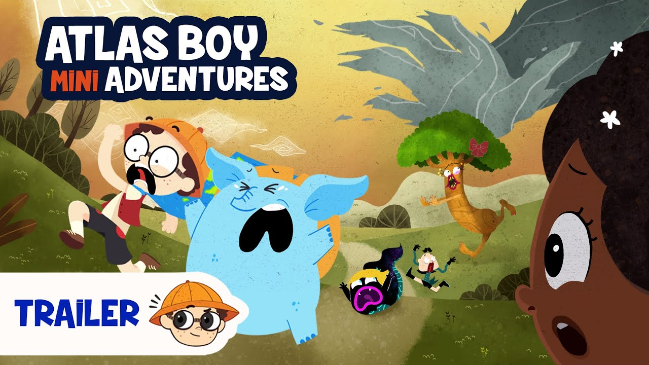 Atlas Boy's Mini Adventures: Official Trailer