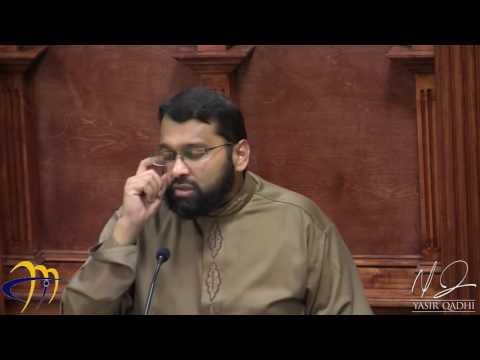Triple Talaq - Sh. Yasir Qadhi's explanation of the issue