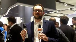 ISE 2015: Sennheiser Electronic Introduces Speech Line Digital Wireless Microphone