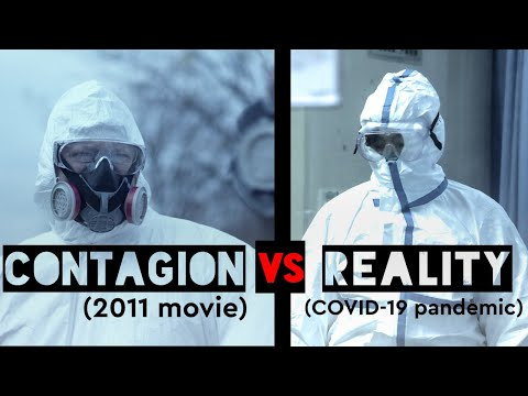 Everything Contagion got right on the Coronavirus outbreak