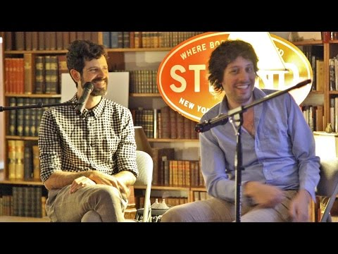 Devendra Banhart & Adam Green | I Left My Noodle on Ramen Street