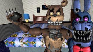 Nightmare Bonnie and Nightmare Freddy Simulator