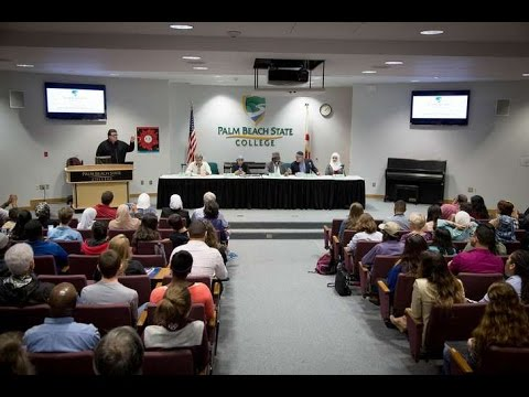 "CAIR - Florida Joins ""Islamophobia: Voices from the Muslim Community"" Forum"