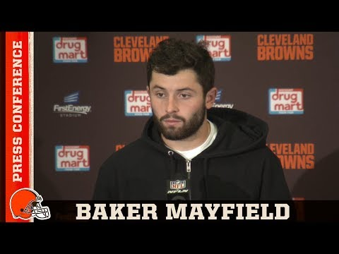 Baker Mayfield Postgame Press Conference vs Chargers | Cleveland Browns
