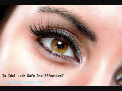 Idol Lash Review-