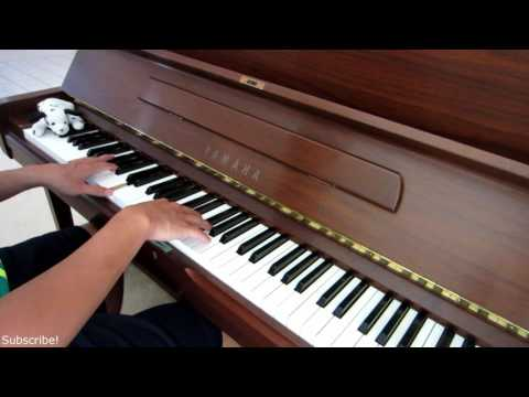 Hot Water (feat. Victoria Zaro) - Audien & 3LAU [Piano Cover]