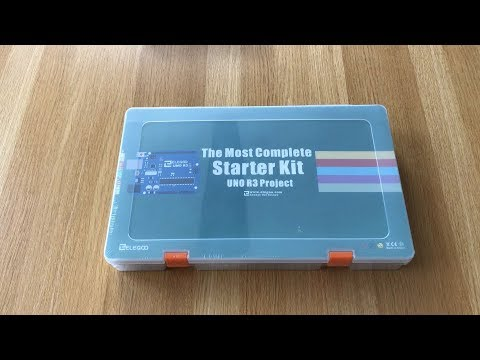 Elegoo Uno R3 Project The Most Complete Starter Kit