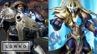StarCraft 2: Clash of Legends - Maru vs Zest!