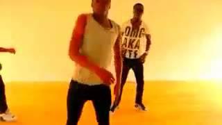 رقص افريقي