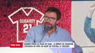 VIDEO: Team Duga - Cazarre fait l'audit de Toulouse