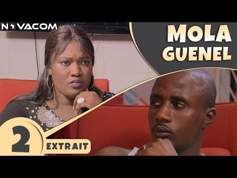 Mola Guenel - Extrait Episode 2- Dispute entre Bijou et Lamine