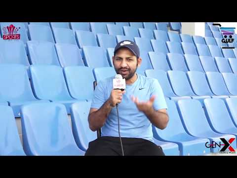 Sarfaraz Ahmed reciting Naat During interview thumbnail