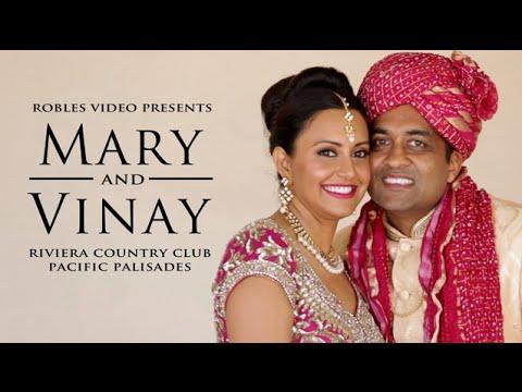 Mary John & Vinay Aggarwal - Cineamatic Wedding Day Highlights (Punjabi Hindu)