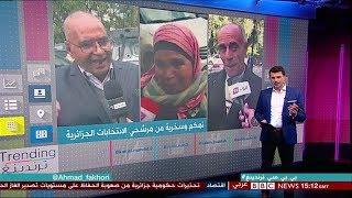 """بي_بي_سي_ترندينغ: أطرف تصريحات """"أرانب السباق"""" في الانتخابات الرئاسية الجزائرية"""