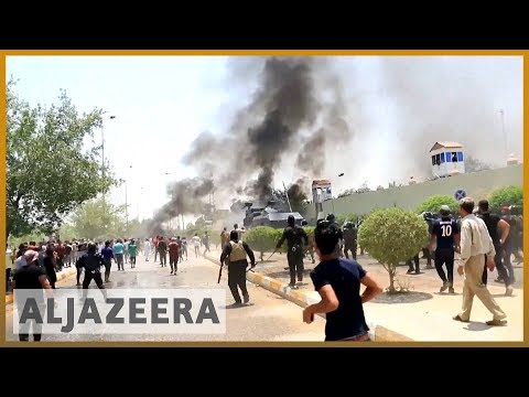 🇮🇶 Death toll rises in southern Iraq protests | Al Jazeera English