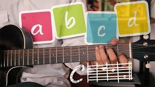 "Mari Belajar Gitar Lagu ""ABC"""