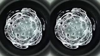 Traumel experiment - Cymatics immersion in 3D-VR
