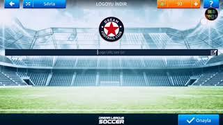 Dream League Soccer Logo Ve Forma Ekleme