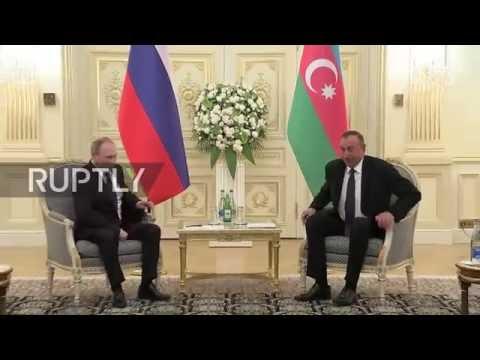 Azerbaijan: Aliyev thanks Putin for settling the Nagorno-Karabakh conflict