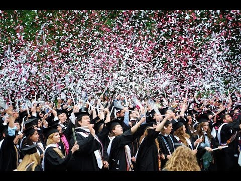Washington College's 235th Commencement 2018