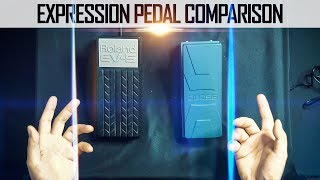 Boss EV-30 vs Roland EV-5 | Expression Pedal Comparison