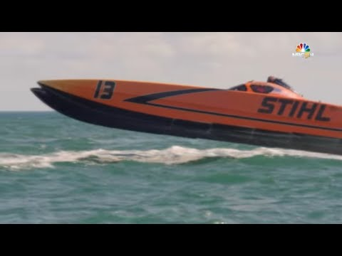 Extreme STIHL: 2016 Super Boat World Championship Episode #2
