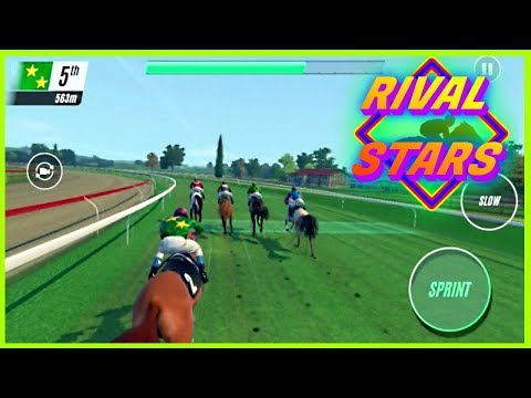 Rival Stars Horse Racing Game IPhone & Android 2019 GAMEPLAY Horse Racing Manager Phar Lap Challenge