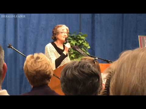 Barbara Kingsolver talks politics and literature