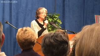 Barbara Kingsolver Talks Politics And Literature
