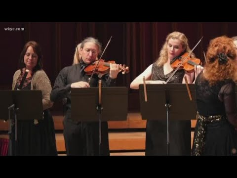 Northeast Ohio orchestra up for Grammy award