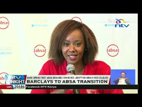 Barclays Bank Kenya Opens The First Absa Branded Branch