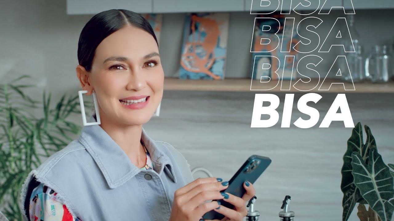 Luna Maya Mulai Bisa Apa Aja dengan BNI Mobile Banking